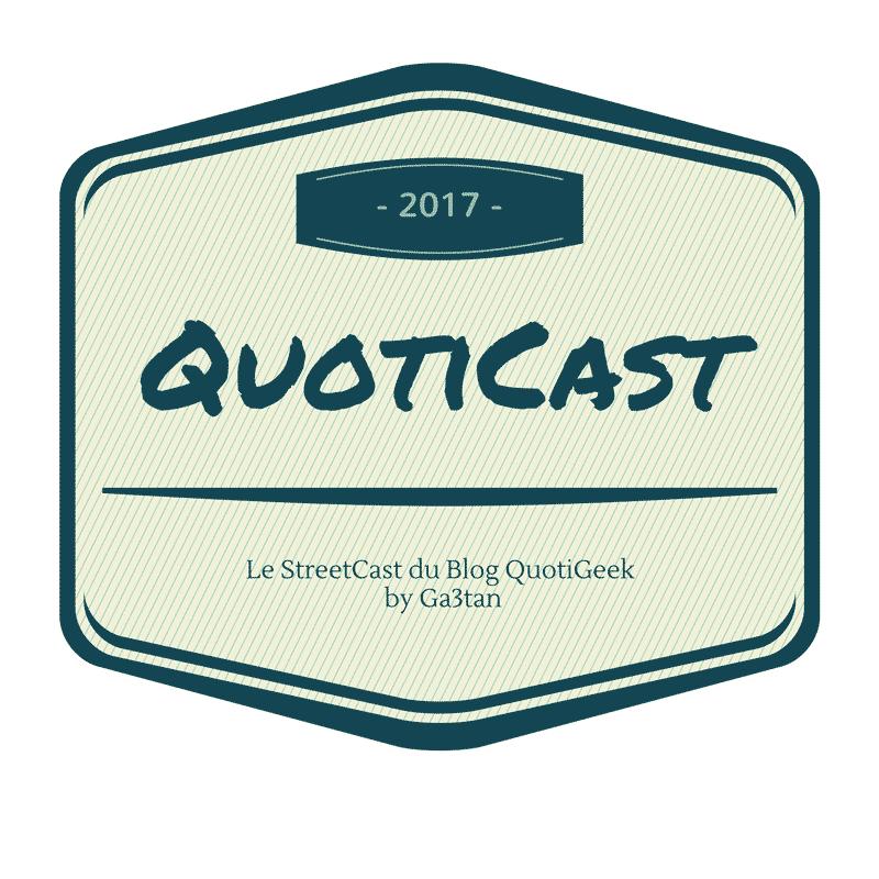 Lancement de QuotiCast, le streetcast sans prise de tête