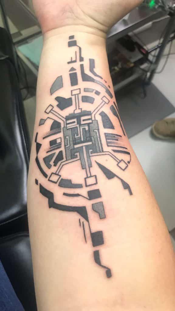 Tattoo QuotiGeek